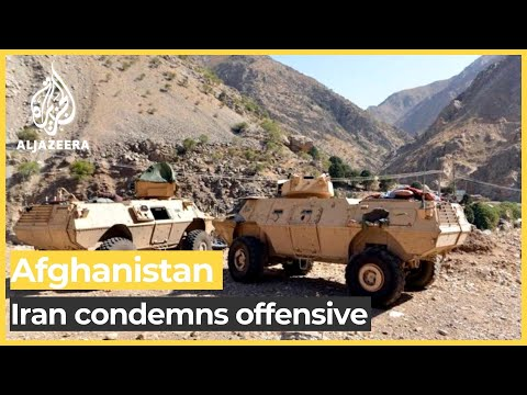 #Iran condemns Taliban's offensive in Panjshir