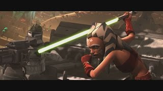 Star Wars: The Clone Wars - First Battle of Felucia [1080p]