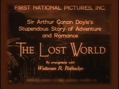 The Lost World (1925) [Silent Movie] [Adventure]