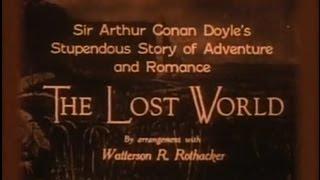 The Lost World (1925) [Silent Movie] [Adventure]