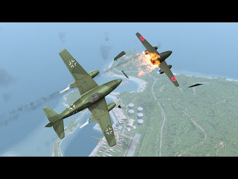 Fighter Jet Mid-Air Interceptions & Takedowns 2   BeamNG.drive