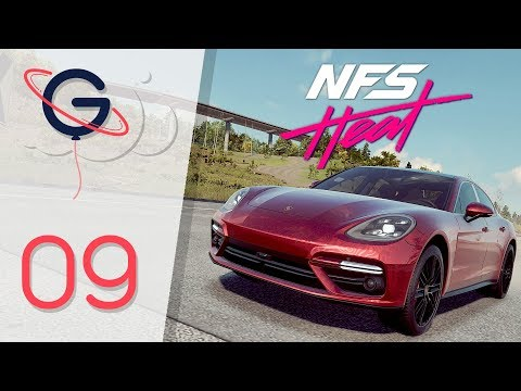 NEED FOR SPEED HEAT FR #9
