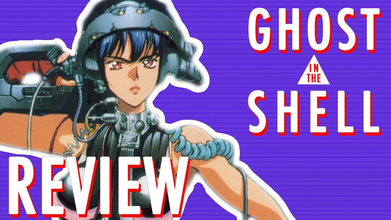 Ghost In The Shell Ps1 Review Ssff Youtube