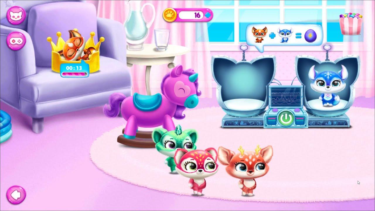 เล่น Fluvsies เกมดูแลสัตว์เลี้ยงเสมือนจริงที่น่ารักที่สุดสำหรับเด็ก ๆ และฟักสัตว์เล็ก ๆ ทั้งหมด!