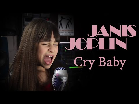 Janis Joplin - Cry Baby; cover by Maia Malancus feat Andrei Cerbu
