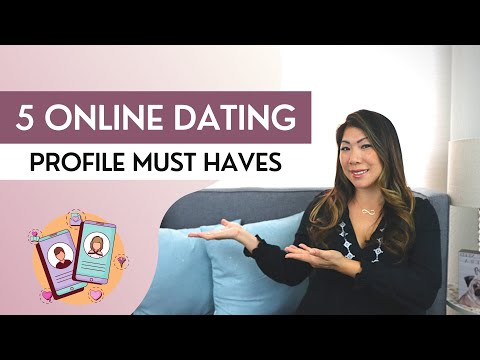 5 Must Haves for a Successful Online Dating Profile 👩‍💻 from YouTube · Duration:  5 minutes 24 seconds