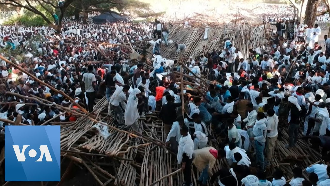 At Least Ten Dead After Seating Area Collapse at Ethiopia Epiphany Festival