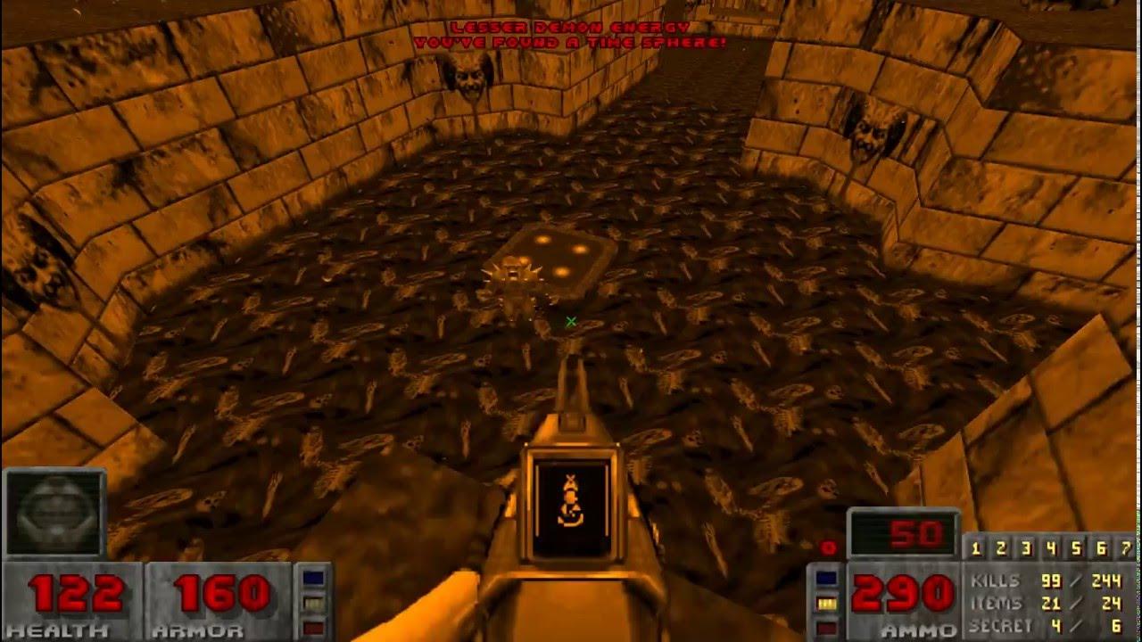 Brutal Doom Project Brutality + Hell on Earth Starter pack (Part 9)