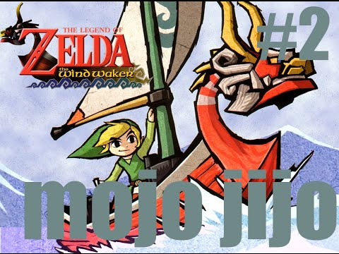 Legend of Zelda The Wind Waker #2 - Booty, Mistakes were made