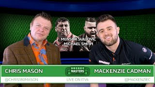 Mensur Suljovic vs Michael Smith | Unibet Masters Preview & Predictions