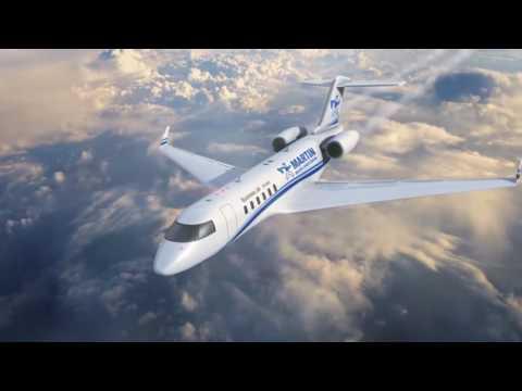 Martin Water Business Jet