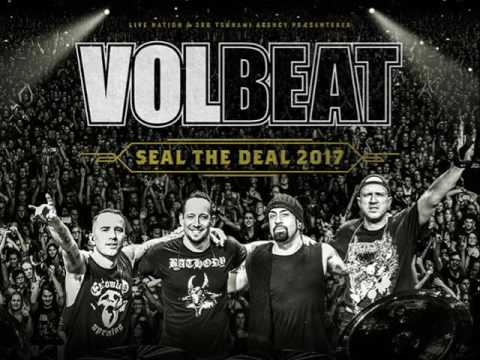 VOLBEAT - For Evigt (Johan Olsen)