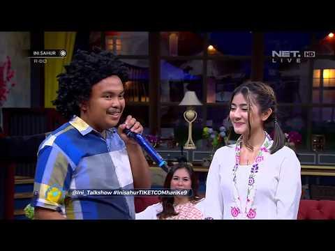 Adu Gombal Antara Arie Kriting dan Desta Siapakah Pemenangnya - Ini Sahur 14 Mei 2019 57