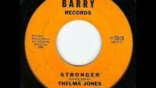 Thelma Jones - Stronger