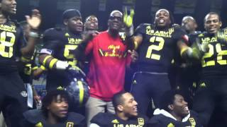 "US ARMY ALL-AMERICAN BOWL 2012 ""Mama Mama Can"