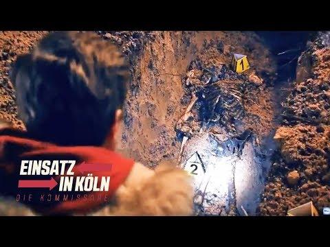 Menschliche Knochen im Wald gefunden! Seit 15 Jahren tot!  TEIL 13  Einsatz in Köln  SAT.1 TV