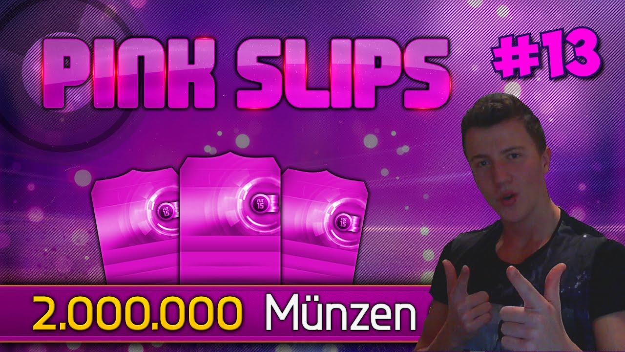 Fifa 15 Pink Slips 13 2000000 Coins Gut Schön Facecam