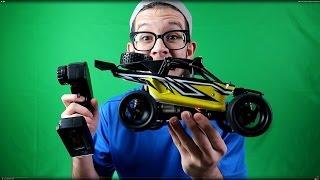 اشتريت سيارة سباق من فلوس اليوتيوب - شوفوا كم سرعتها !!!