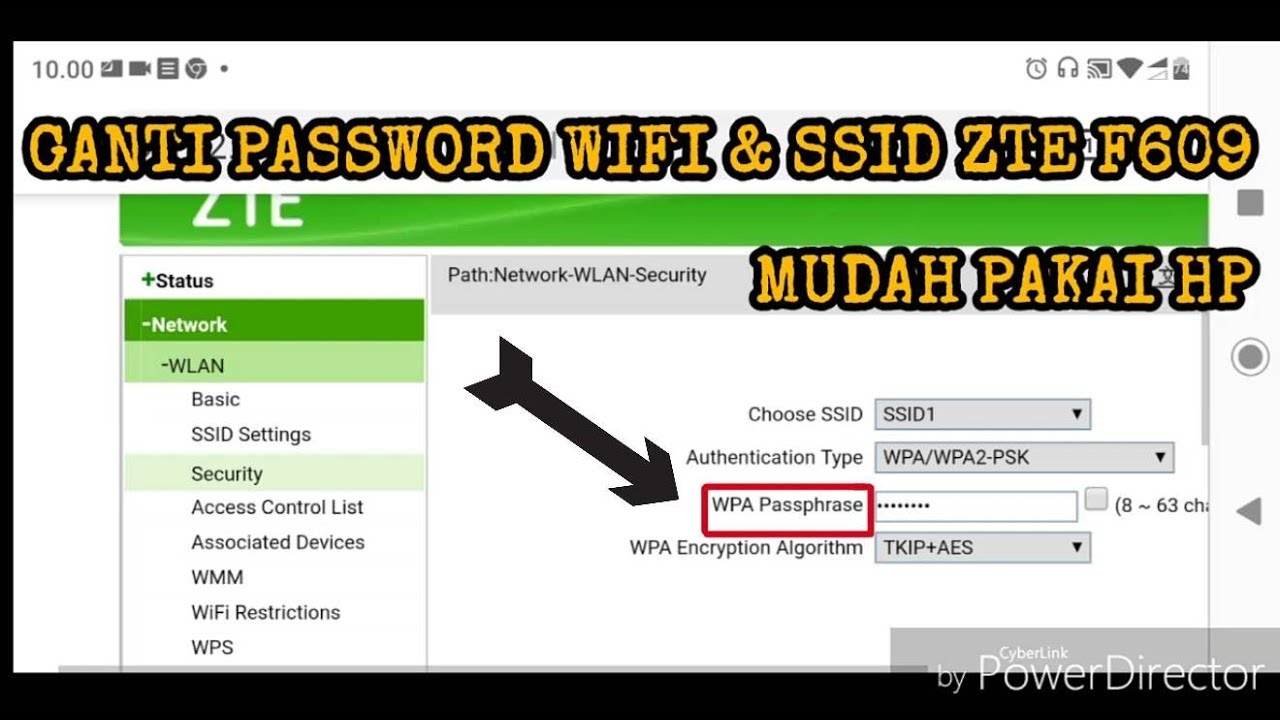 Password Zte F609 Cbn / Cara Setting Modem Indihome Zte F609 Manual - th-footprints-wall