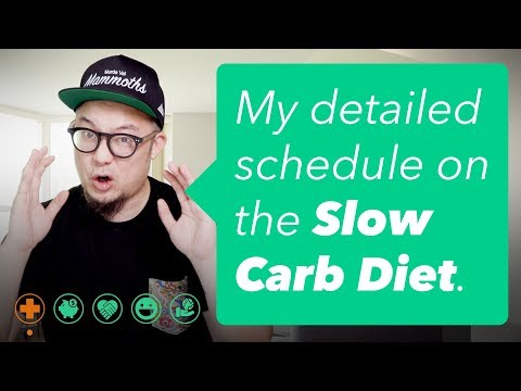 a-week-in-the-life-of-the-slow-carb-diet
