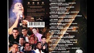 Cd Te canto con el alma papà Churo Diaz Y sus amigos 2014 Homenaje Adanies Diaz