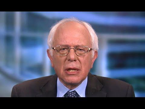 Bernie Sanders Explains Endorsement of Hillary Clinton