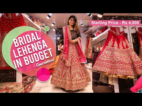 Delhi Shopping | Chandni Chowk Bridal Lehenga Markets | Budget Markets | DesiGirl Traveller