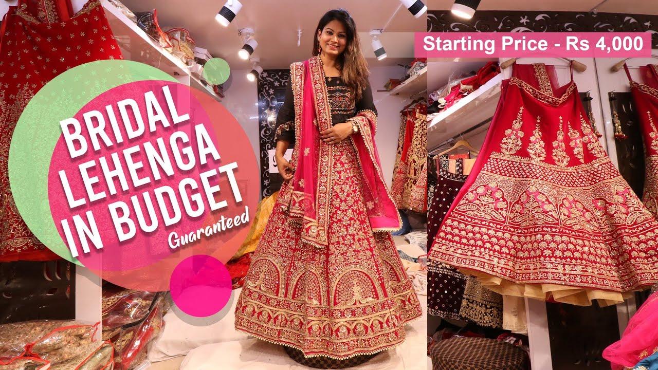 fcddeeda27 Delhi Shopping   Chandni Chowk Bridal Lehenga Markets   Budget ...