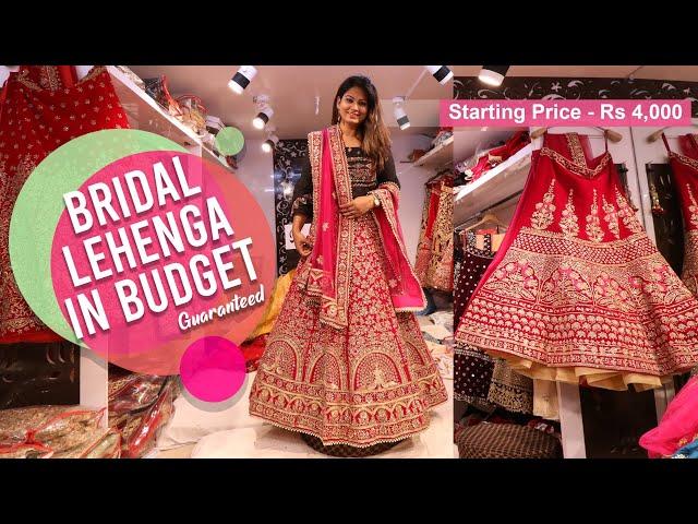 d492ee0123 Delhi Shopping   Chandni Chowk Bridal Lehenga Markets   Budget Markets    DesiGirl Traveller