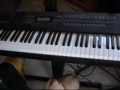 Learn a simple 12 bar blues on the Piano