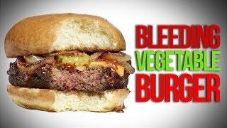 Would You Eat This Bleeding Veggie Burger?