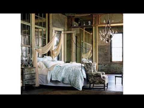 Vintage Schlafzimmer Design