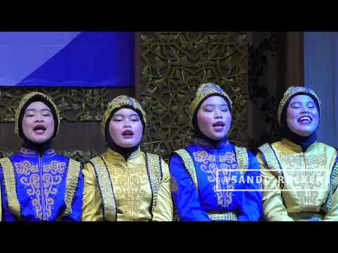 Tari Saman SMP Global Islamic School