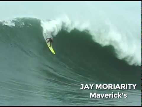 JAY MORIARITY at Maverick's