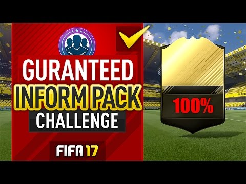 GUARANTEED IN FORM PACK! (CHEAP METHOD) #FIFA17 Ultimate Team