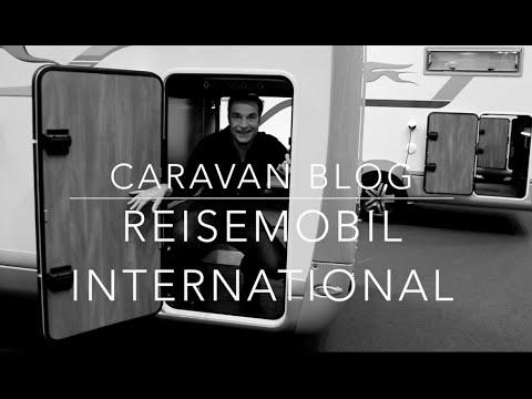 Monocoque-Prototyp von P.L.A. präsentiert von Juan Gamero - Reisemobil International