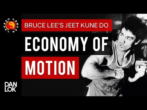 Bruce Lee JKD - The Economy Of Motion