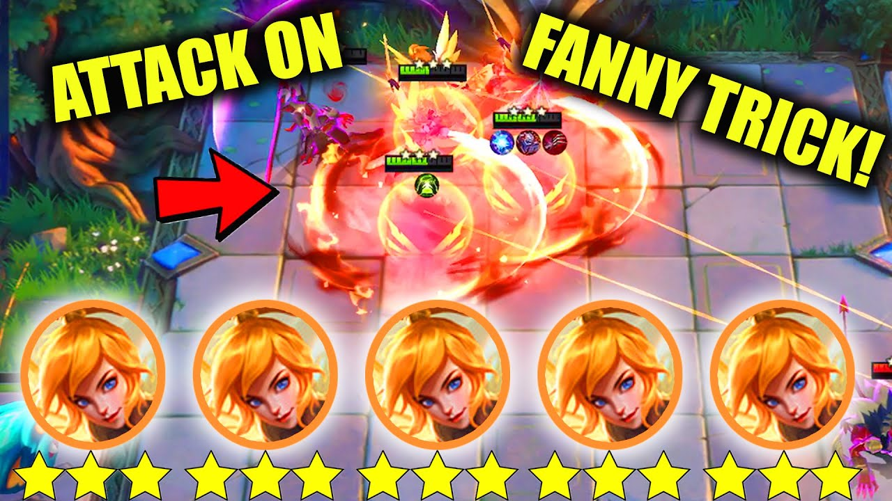 NEW TRICK THARZ 3RD SKILL UNLIMITED FANNY EPIC COMEBACK MUST WATCH NEW INDONESIA META