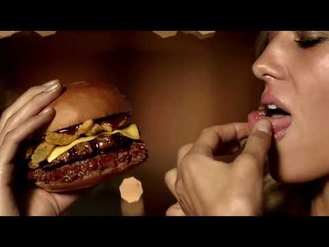 Paris Hilton Carl's Jr Commercial 2014
