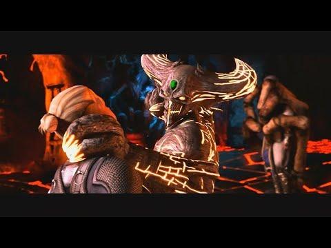 Mortal Kombat X - Story - Chapter 12 Cutscenes