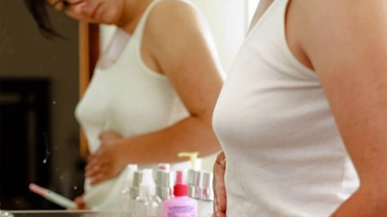 Задержка месячных не беременность