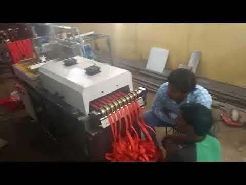 Ribbon Screen Printing Machine