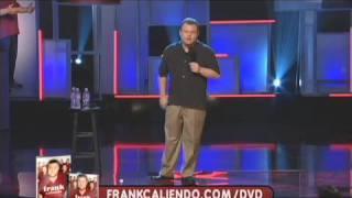 Frank Caliendo DVD preview - Clinton & Bush