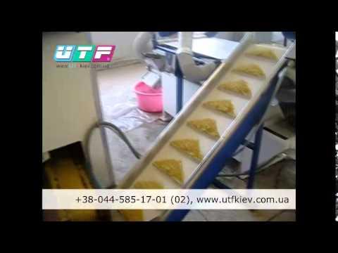 Макаронная линия производительностью 500 кг/час