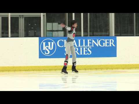 Highlights From the Novice Events at the 2014 U.S. Figure Skating Challenge Skate