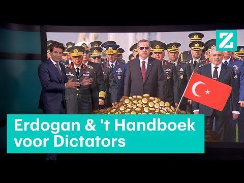 Erdogan en het Handboek voor Dictators - RTL Z NIEUWS