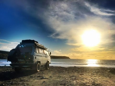 VW T25 T3 Vanagon South Wales – Easter Camping Trip 2016