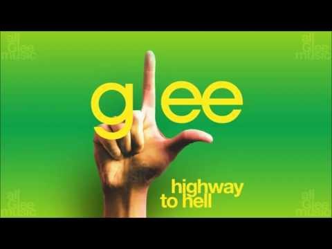 Highway To Hell   Glee [HD FULL STUDIO]