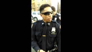 67th Precinct disturbing the peace in Veer