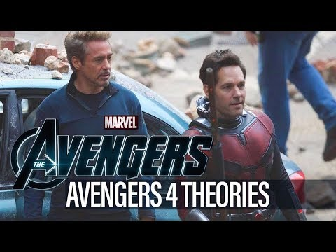 Avengers 4 Theories  How Do Captain America And Iron Man Save The Day?